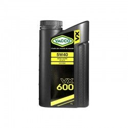 YACCO VX 600 5W40 1L
