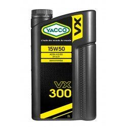 YACCO VX 300 15W50 2L
