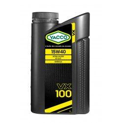 YACCO VX100 15W40
