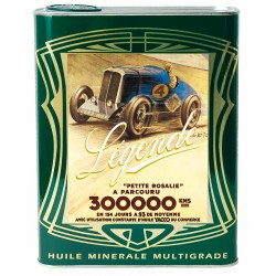 YACCO LEGENDE MULTIGRADE 15W50