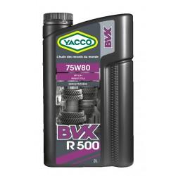 YACCO BVX R500 75W80