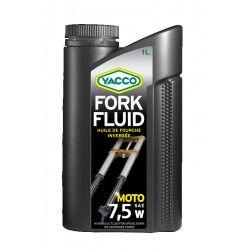 YACCO FORK FLUID 7.5W 1L