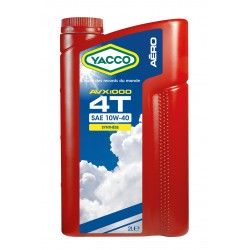 YACCO AVX 1000 4T 10W40 2L
