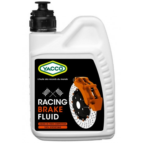 YACCO RACING BRAKE FLUID 500ml