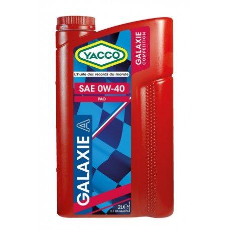 YACCO GALAXIE A 0W40