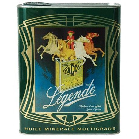 LEGENDE MONOGRADE SAE 30 2l