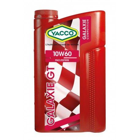 YACCO GALAXIE GT 10W60 1L